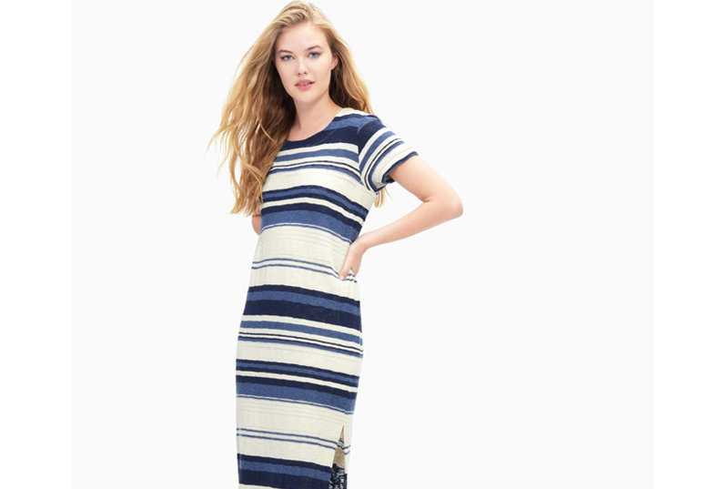 Sizzle Like A Diva In High And Low Dress